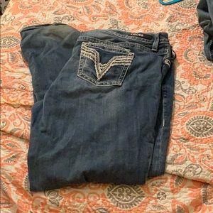 Size 24 Vigoss jeans
